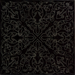 Arazzo | Absolute Black | Natural stone tiles | Iqual