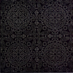 Maiolica | Absolute Black | Azulejos de pared de piedra natural | Iqual