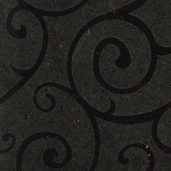 Liberty | Arabesque Star Galaxy | Natural stone wall tiles | Iqual