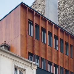 Parklex Facade | Copper | Facade design | Parklex