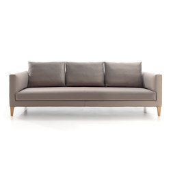 Lounge sofa rund  SLIM - Lounge sofas from BELTA & FRAJUMAR | Architonic