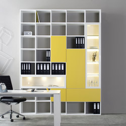 Fokus | Office shelving systems | Sudbrock
