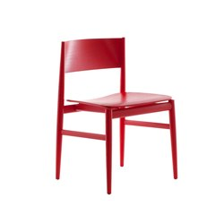 Neve | Visitors chairs / Side chairs | Porro