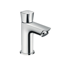 Hansgrohe Logis Pillar tap 70 without waste set | Wash-basin taps | Hansgrohe