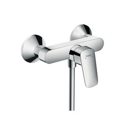 Hansgrohe Logis Single lever shower mixer for exposed installation | Shower taps / mixers | Hansgrohe