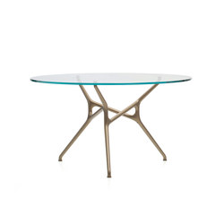 Branch Bronzo | Restaurant tables | Cappellini