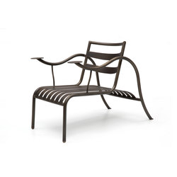 Thinking Man's Chair | Garden armchairs | Cappellini