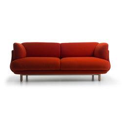 Peg Sofa | Canapés d'attente | Cappellini