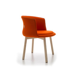 Peg Chair | Visitors chairs / Side chairs | Cappellini