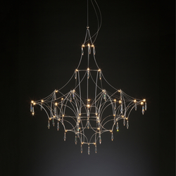 Mira suspended lamp | Suspensions | Quasar