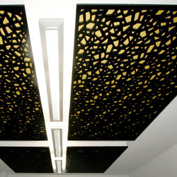 Room Acoustics | Sistemi soffitto | Bruag