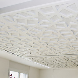 Room Acoustics | Acoustic ceiling systems | Bruag