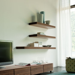 Riga mensola | Wall shelves | Porada