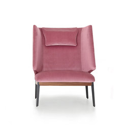 Hug armchair highback | Lounge chairs | ARFLEX