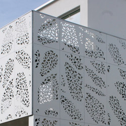 Bruag Perforation | Wood panels / Wood fibre panels | Bruag