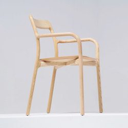 Branca Chair | MC2 | Sillas | Mattiazzi