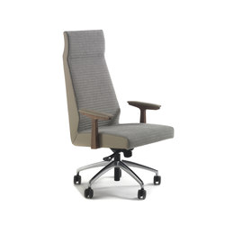 elis | Executive chairs | Porada