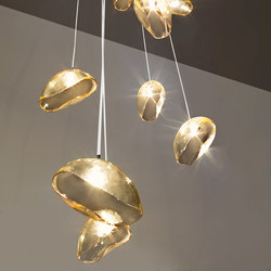 Ninfea | Suspended lights | Vistosi