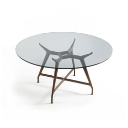 mirabeu tondo | Dining tables | Porada