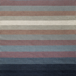 Tofta wave blue | Rugs | Kateha