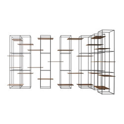 TT3 | Office shelving systems | adele-c