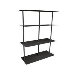 miss moneypenny shelf 003 | Office shelving systems | Radius Design