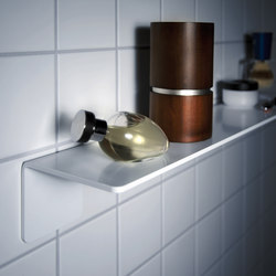 radius puro bathroom shelf | Bath shelving | Radius Design