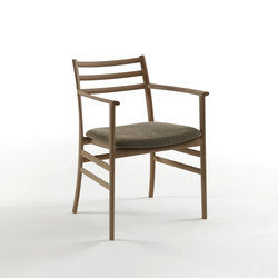 Twist with arms | Restaurant chairs | Porada