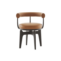 528 Indochine | Visitors chairs / Side chairs | Cassina