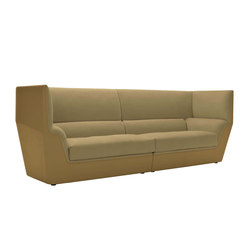 Cocoon high sofa | Lounge sofas | Fendi Casa