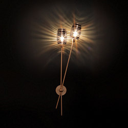 Damasco | Wall lights | Vistosi