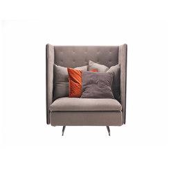 GranTorino HB Armchair | Lounge chairs | Poltrona Frau