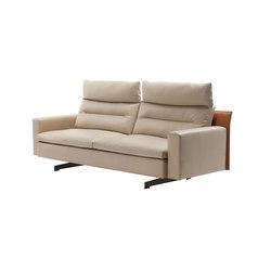 GranTorino Headrest Sofa | Loungesofas | Poltrona Frau