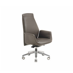 Downtown Executive | Chaises de direction | Poltrona Frau