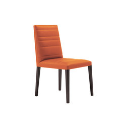 Louise Chair | Visitors chairs / Side chairs | Poltrona Frau