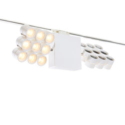COMBILIGHT Schienenspot | Ceiling-mounted spotlights | STENG LICHT