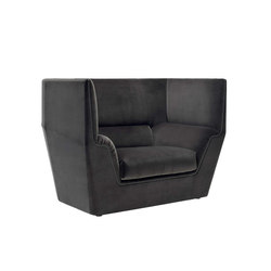 Cocoon loveseat | Poltrone lounge | Fendi Casa