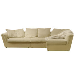 Cocoon sectional sofa | Sofas | Fendi Casa