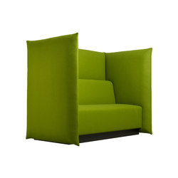 Leaf | Loungesofas | Red Stitch
