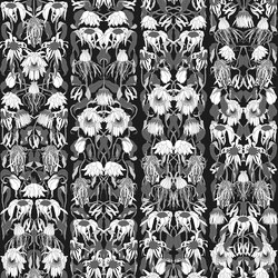 Archives Wallpaper ARC-06 Withered Flowers | Wall coverings / wallpapers | NLXL