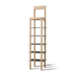 Errante bookcase | Shelves | Morelato