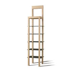 Errante bookcase | Shelving systems | Morelato