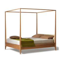 Valentino Bed | Four poster beds | Morelato
