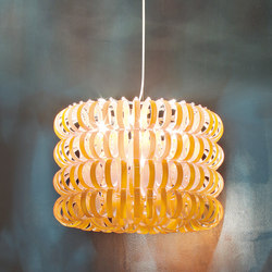 Ecos | Suspended lights | Vistosi
