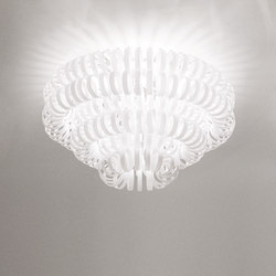 Ecos | Ceiling lights | Vistosi