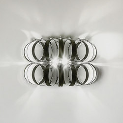 Ecos | Wall lights | Vistosi