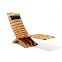 Nozib sun lounger | Sdraio da giardino | Skargaarden
