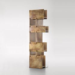 Cantilever | Bibliothèques | De Castelli