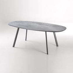 Emisfero | Restaurant tables | De Castelli