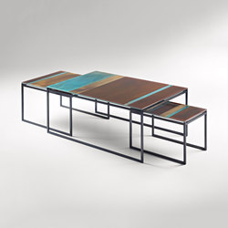 Terramare | Lounge tables | De Castelli